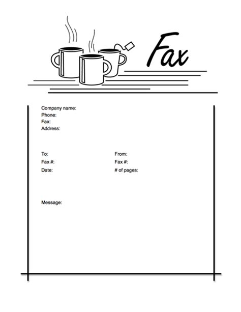 cute printable fax cover sheets fun 14 cover sheet templates by myfax