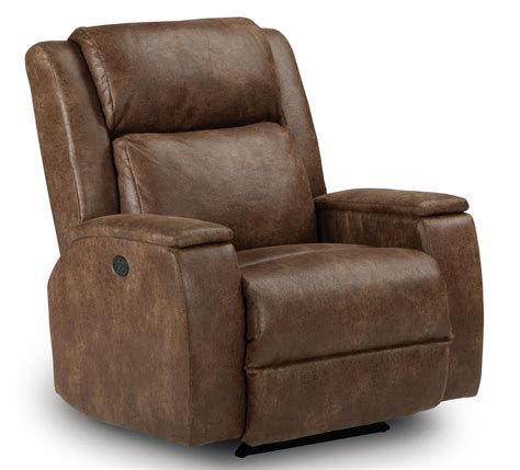 Space Saver Recliner Chairs by Best Home Furnishings Recliners Medium Colton Power Space Saver Recliner With Power Adjustable