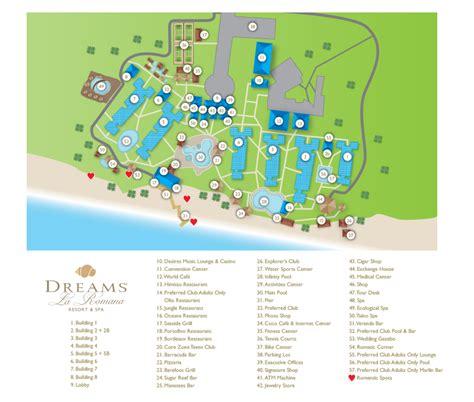 Carnival Dream Suite Floor Plan dreams la romana resort amp spa dominican republic resorts
