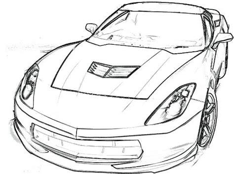 coloring pages corvette cars 40 best images about corvette on cars