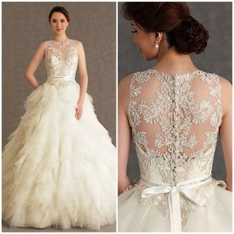Bridal Attire by Wedding Gown Designer The Poise Zone