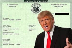 donald trump an insult to real birthers salon com