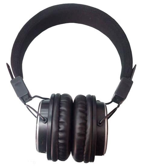Headset Earphone Fineblue Fhd 9000 lelothings fhd 9000 wireless the bluetooth headphone with mic black buy lelothings