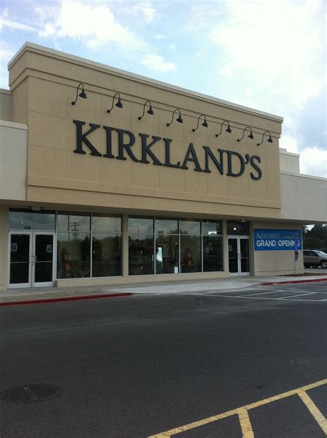 kirkland s kirklands has re opened bigger and better at the prien