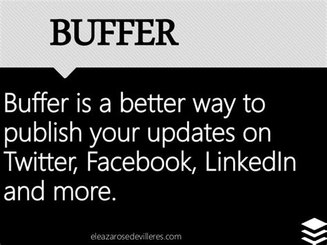 better buffer how to use buffer by ella