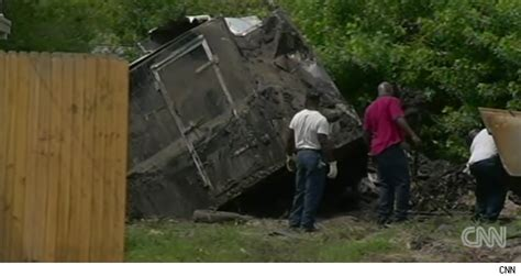 backyard bunkers for sale man steals food truck buries in backyard as doomsday