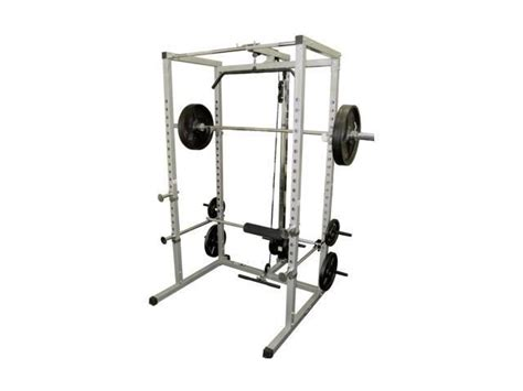valor athletics bd 7 power rack with lat pull newegg