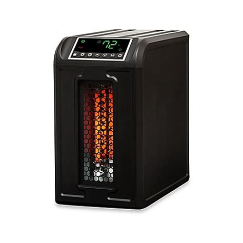 bed bath and beyond heaters buy lifezone electric infrared compact heater from bed bath beyond