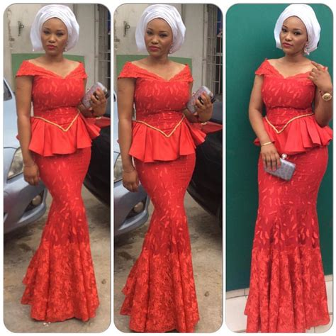 laces asobi 10 beautiful aso ebi styles you need to cop