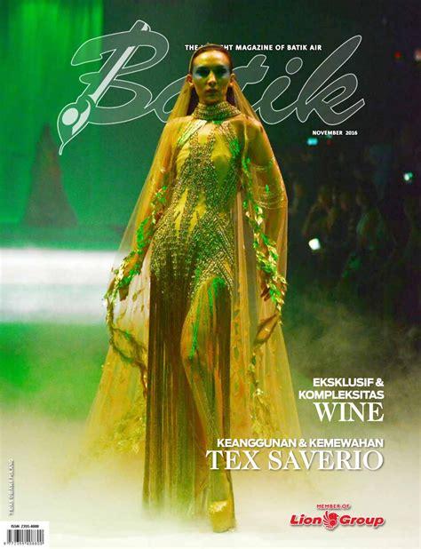 batik air inflight magazine batik november 2016 by batik air magazine issuu