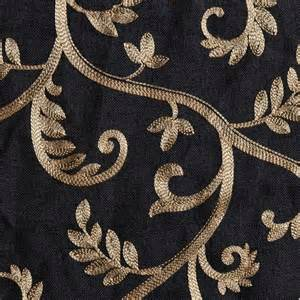 black and gold curtain fabric 17 best images about scroll curtains on window