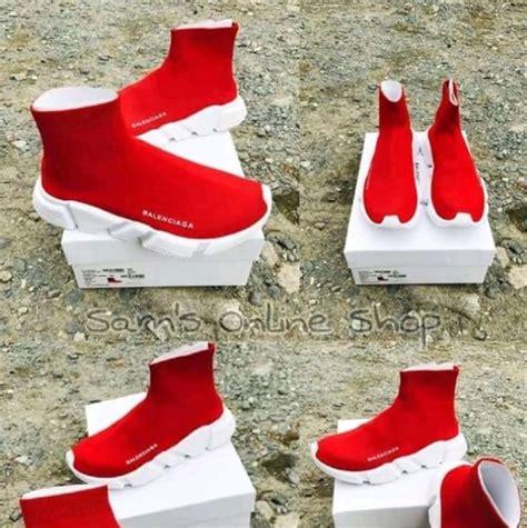 balenciaga shoes sock ankle sneakers poshmark