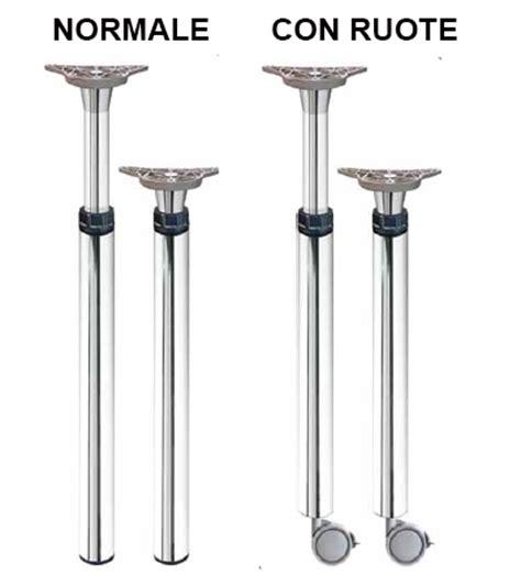gambe regolabili per tavoli gambe regolabili in altezza