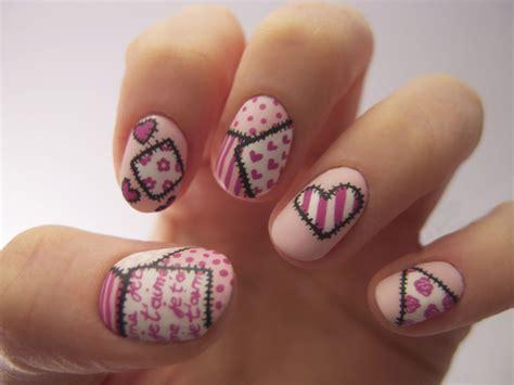 imagenes de uñas decoradas variadas 20 hermosas u 241 as decoradas que puedes hacer tu misma
