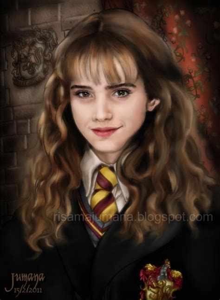Hermione Granger Nu by Jumana Hermione Granger Harry Potter