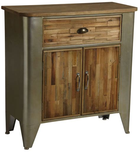 Commode En Metal by Commode Bois Et M 233 Tal