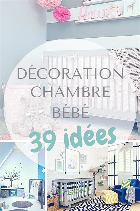 Charmant Idee Deco Chambre De Bebe #8: DECORATION-CHAMBRE-BEBE-IDEES.jpg