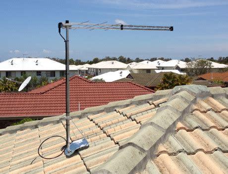 install  digital tv antenna