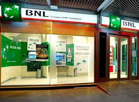 bnl filiali bnl business e tecnologia