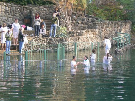 imagenes del jordan fotos del yardenit lugar de bautismo en el r 237 o jord 225 n
