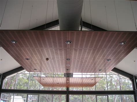 Wood Panels For Walls And Ceilings by Sontext Timber Panels Reduce Noise