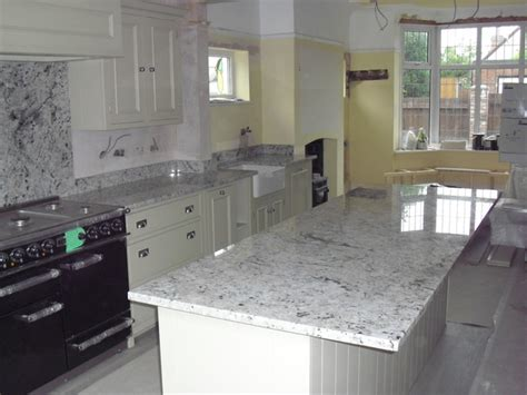 kitchen island worktop arctic granite island worktop traditional kitchen