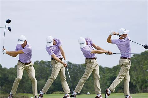 jb holmes swing sequence swing sequence justin thomas australian golf digest