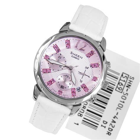 casio sheen casio sheen chronograph shn 5010l 4a2 shn5010l