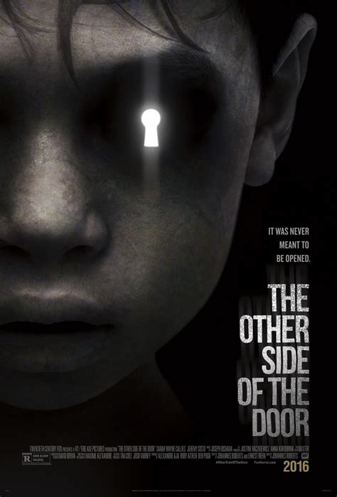 the other side of the other side of the door 2016 poster 1 trailer addict