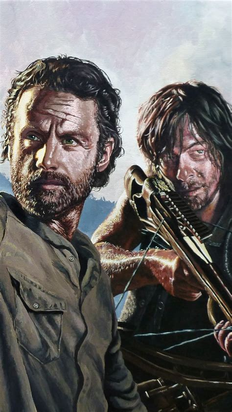 wallpaper iphone 6 the walking dead daryl dixon wallpaper 183 download free awesome hd