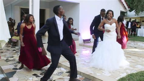 Best Bridal Dance 2017   Zambian Weddings & Kitchen