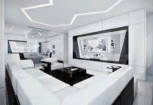 20 wonderful black and white contemporary living room designs living rooms white living rooms