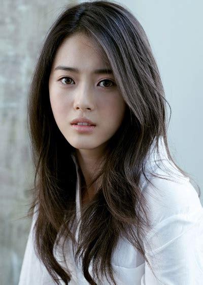 korean actress haircut curly hair archives kpop korean hair and style