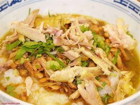 resep membuat cakwe untuk bubur ayam resep cara membuat bubur ayam kuah kuning wartasolo