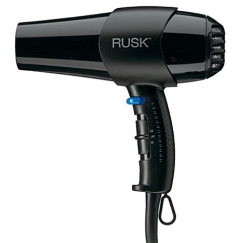Rusk Hair Dryer rusk professional turbo hair dryer