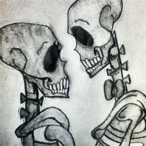 skeleton love drawing beasyouare 169 2016 jan 18 2013