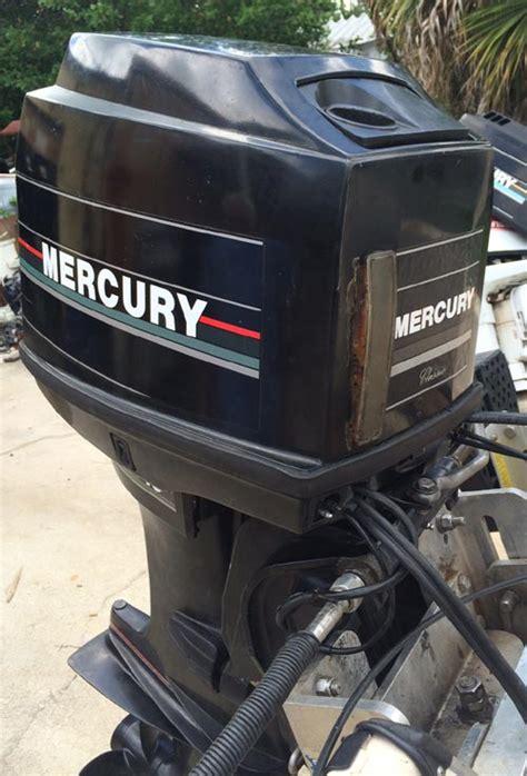 hp mercury outboard  sale