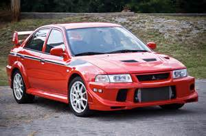 Mitsubishi Evo Tommi Makinen The 10 Car Garage On A 163 100 000 Budget