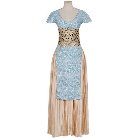 Dress Meiwa 2016 of thrones daenerys targaryen evening dresses