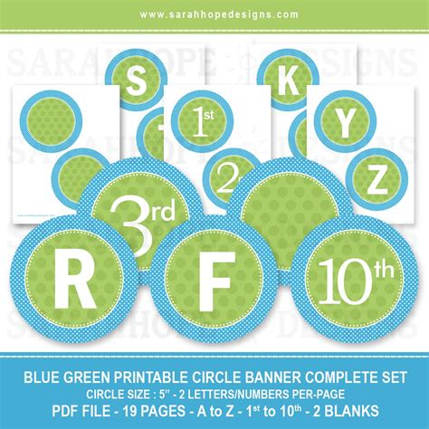 printable alphabet for banner 6 best images of blue banner free printable letters free