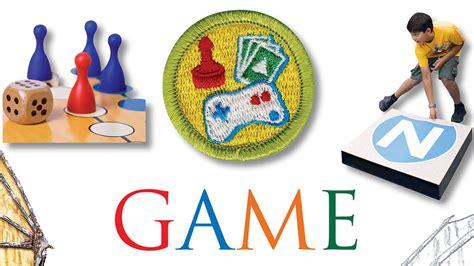 game design merit badge phlet boy scouts of america to offer game design merit badge