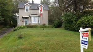 Homes For Sale In Nova Scotia Homes Lingering On The Cape Breton Market Nova Scotia