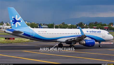 Lpn Detox Dallas Tx by Xa Fua Interjet Airbus A320 At Mexico City Licenciado