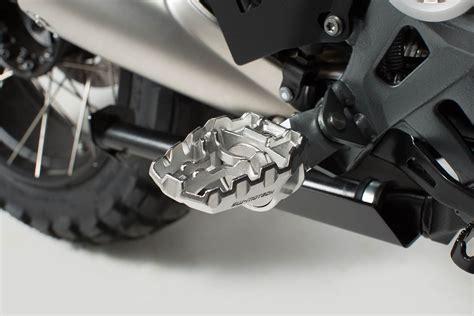 pedane posteriori moto pedane maggiorate regolabili evo honda xlv 600 transalp