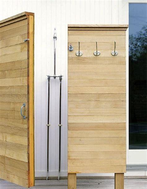 docce esterne oltre 25 fantastiche idee su docce esterne su