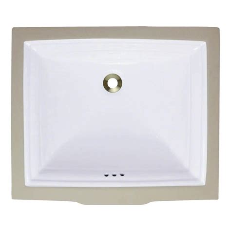 porcelain undermount sinks bathroom mr direct undermount porcelain bathroom sink in white