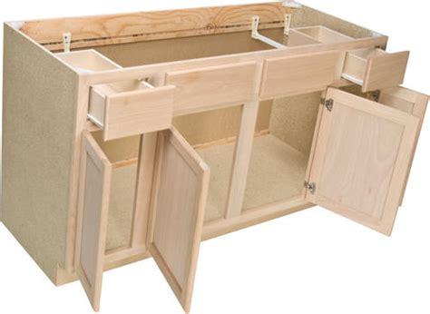 unfinished kitchen sink base cabinet unique menards unfinished cabinets 10 kitchen sink base