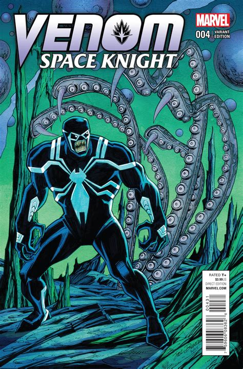 the riven mapped space volume 3 books venom space 4 buscema cover fresh comics