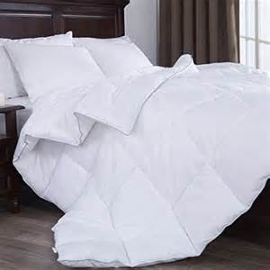 Full Size Duvet Insert Puredown White Down Alternative Comforter Duvet Insert