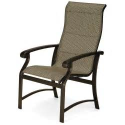 High Back Patio Chair Outdoor Furniture Patio Sets Shop At Hayneedle